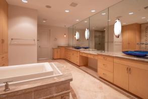 take a peek inside the most luxurious & largest penthouse in the residences @ 2211 e. camelback.. 4