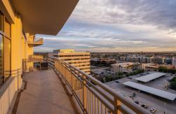 take a peek inside the most luxurious & largest penthouse in the residences @ 2211 e. camelback.. 6