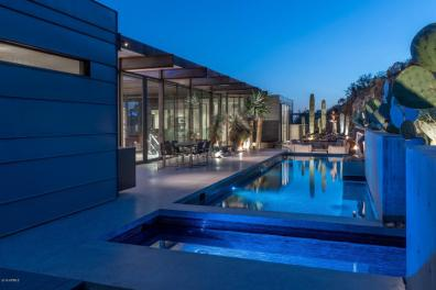 Contemporary masterpiece in Paradise Valley AZ 2