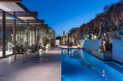 Contemporary masterpiece in Paradise Valley AZ 9