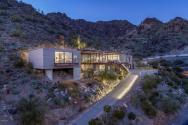 Contemporary masterpiece in Paradise Valley AZ