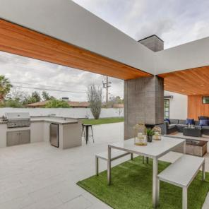 Design of the week - Sleek, New organic Contemporary designed to capture head-on Camelback vistas 19