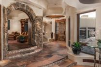 Insane Views from this Picture perfect Carefree Southwest contemporary surrounded by boulders 11