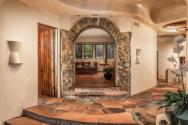 Insane Views from this Picture perfect Carefree Southwest contemporary surrounded by boulders 14