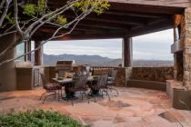 Insane Views from this Picture perfect Carefree Southwest contemporary surrounded by boulders 3