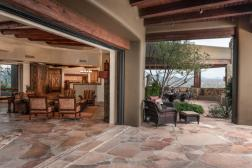 Insane Views from this Picture perfect Carefree Southwest contemporary surrounded by boulders 5