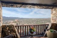 Insane Views from this Picture perfect Carefree Southwest contemporary surrounded by boulders 6
