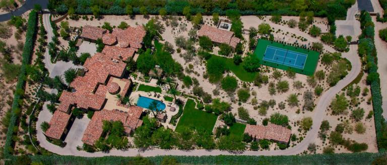 Notable Luxury Home & Penthouse Sales Scottsdale Paradise Valley 1