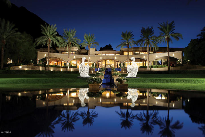 Notable Luxury Home & Penthouse Sales Scottsdale Paradise Valley