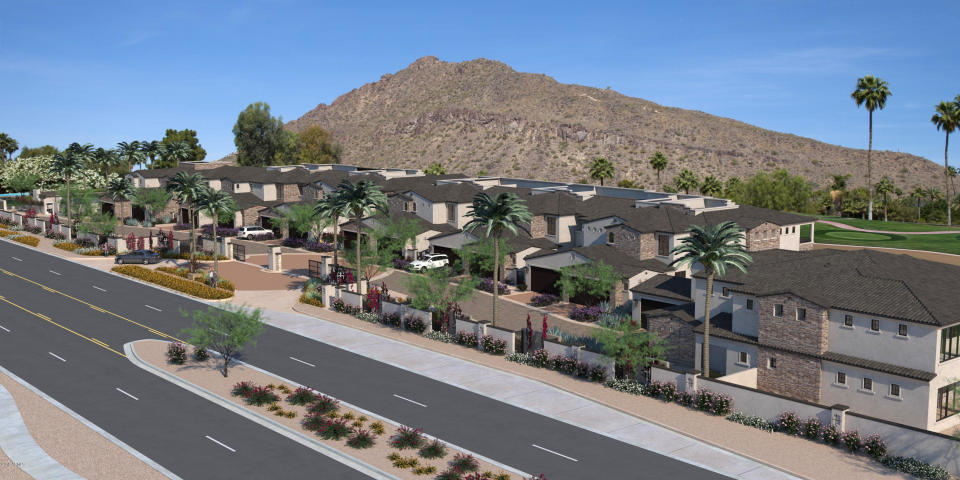 LUXIAN VILLAS ON CAMELBACK